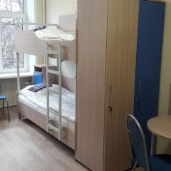 Хостел Останкино Номер Эконом с разными типами кроватей (общая ванная комната) фото 17