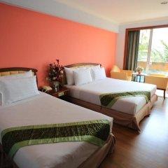 Karnmanee Palace Hotel 4* Улучшенный номер с различными типами кроватей фото 6
