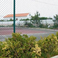 Отель Balealsolvillage спортивное сооружение