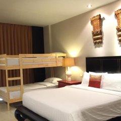 Отель Dor-Shada Resort By The Sea 5* Стандартный семейный номер с двуспальной кроватью фото 3