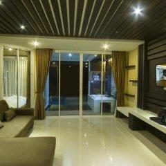 Отель Hamilton Grand Residence 3* Люкс с различными типами кроватей фото 11