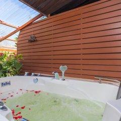 Отель Tropica Bungalow Resort 3* Люкс с различными типами кроватей фото 10