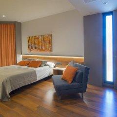 Отель America Испания, Игуалада - отзывы, цены и фото номеров - забронировать отель America онлайн комната для гостей фото 5