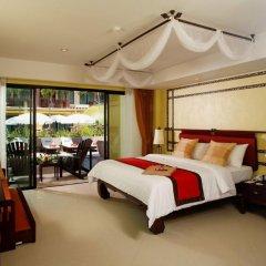 Отель Diamond Cottage Resort And Spa 4* Номер Делюкс
