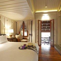 Отель Burasari Heritage Luang Prabang 4* Номер Делюкс с двуспальной кроватью фото 24