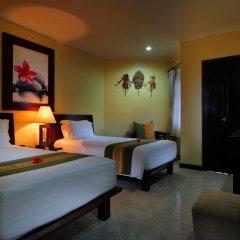 Отель Adi Dharma Hotel Индонезия, Бали - 2 отзыва об отеле, цены и фото номеров - забронировать отель Adi Dharma Hotel онлайн комната для гостей фото 5
