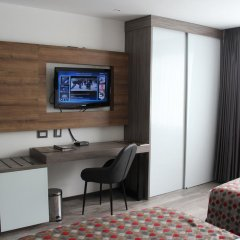 Porton Medellin Hotel 4* Номер категории Эконом с двуспальной кроватью фото 4