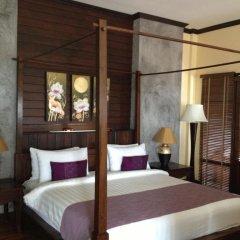 Отель Seashell Resort Koh Tao 3* Вилла с различными типами кроватей фото 17