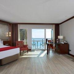 Отель Melia Alicante 4* Улучшенный люкс с различными типами кроватей
