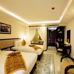 Silk Luxury Hotel & Spa 4* Улучшенный номер с различными типами кроватей фото 3