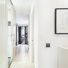 Апартаменты Habitat Apartments Barceloneta Барселона интерьер отеля