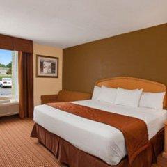 Отель Baymont by Wyndham Charlotte Airport North / I-85 North 2* Стандартный номер с различными типами кроватей