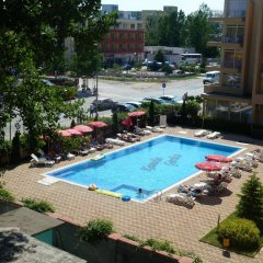 Отель Aparthotel Kamelia Garden - Official Rental Солнечный берег бассейн