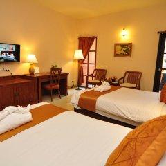 Отель Hyton Leelavadee 4* Улучшенный номер фото 7