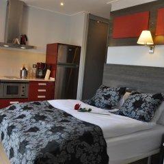Отель Casablanca Suites 3* Улучшенная студия с различными типами кроватей фото 11