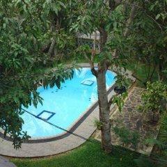 Отель Time Travelers Nest Хиккадува бассейн