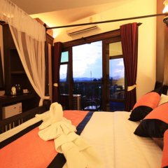 Dee Andaman Hotel 4* Улучшенный номер с различными типами кроватей фото 3