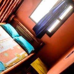 Guacamayo Hostel Pueblo Номер Делюкс с различными типами кроватей фото 3