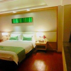 Отель Xindi Hotel Китай, Чжуншань - отзывы, цены и фото номеров - забронировать отель Xindi Hotel онлайн комната для гостей фото 4