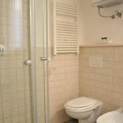 Отель Angolo Divino Италия, Лорето - отзывы, цены и фото номеров - забронировать отель Angolo Divino онлайн ванная фото 2