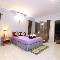 Отель Saladan Beach Resort 3* Бунгало с различными типами кроватей фото 38