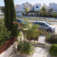 Отель Chara Elizabeth No 2 Villa Кипр, Протарас - отзывы, цены и фото номеров - забронировать отель Chara Elizabeth No 2 Villa онлайн парковка