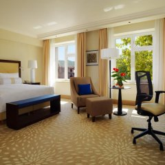 Marriott Armenia Hotel Yerevan 4* Номер Делюкс фото 2