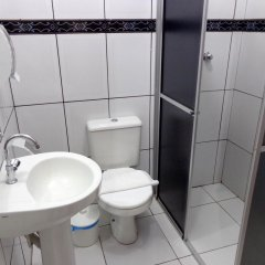 Hotel Marrocos ванная