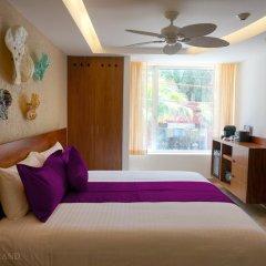 Отель Senses Quinta Avenida By Artisan Adults Only 3* Номер Делюкс с различными типами кроватей фото 6