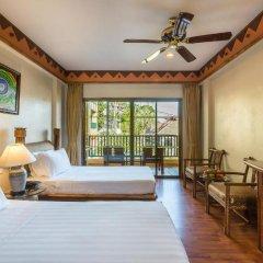 Отель Chaba Cabana Beach Resort 4* Номер Делюкс с различными типами кроватей фото 8