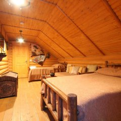 Hotel Khatky Ruslany 3* Номер Делюкс с 2 отдельными кроватями фото 2