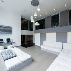 Отель Myhotel Cmyk@Ratchada 3* Номер Делюкс с различными типами кроватей фото 6