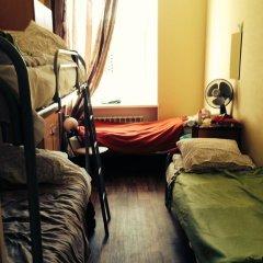 Хостел Актив Кровать в общем номере с двухъярусной кроватью фото 9