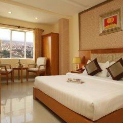 Cherry Hotel 2* Номер Делюкс с различными типами кроватей фото 10