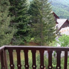 Отель Appartamento Borealis балкон