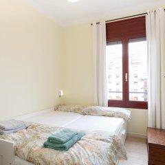 Отель Apartamentos Gran Via 732 Испания, Барселона - отзывы, цены и фото номеров - забронировать отель Apartamentos Gran Via 732 онлайн комната для гостей фото 3