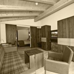 Отель Der Waldhof интерьер отеля