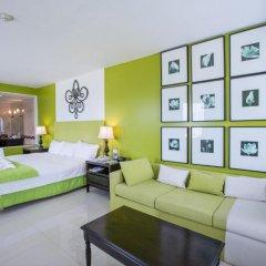 Royal Orchid Guam Hotel 3* Номер Делюкс фото 2