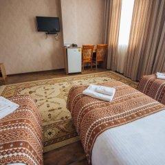 Hotel SunRise Osh Стандартный номер с различными типами кроватей фото 8