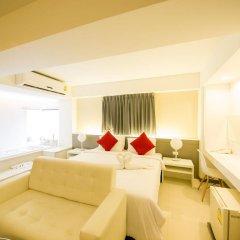 Отель Myhotel Cmyk@Ratchada 3* Полулюкс с различными типами кроватей
