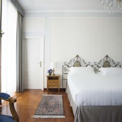 Grand Hotel Miramare 4* Номер Делюкс фото 4