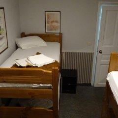 Zorbas Hotel Афины сейф в номере