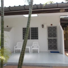 Отель Mali Garden Resort 2* Стандартный номер с двуспальной кроватью фото 31