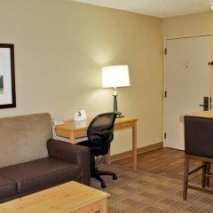 Отель Extended Stay America - Meadowlands - East Rutherford Студия с различными типами кроватей фото 2