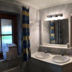 Отель Wellnessappartements Margit ванная