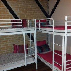 Backpacker Hostel Кровать в общем номере с двухъярусной кроватью фото 2