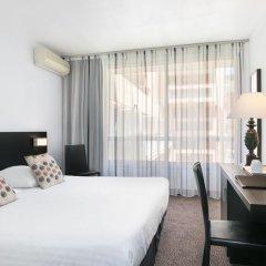 Quality Hotel Menton Méditerranée 3* Стандартный номер с различными типами кроватей фото 4