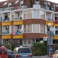 Отель Sunny Island Obzor Болгария, Аврен - отзывы, цены и фото номеров - забронировать отель Sunny Island Obzor онлайн парковка