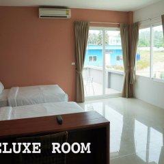 Отель The Chalet Panwa & The Pixel Residence 3* Номер Делюкс с различными типами кроватей