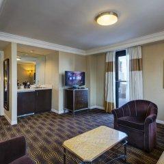 The New Yorker A Wyndham Hotel 2* Люкс с двуспальной кроватью фото 5